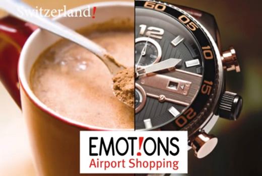 Emot!ons Airport Shopping