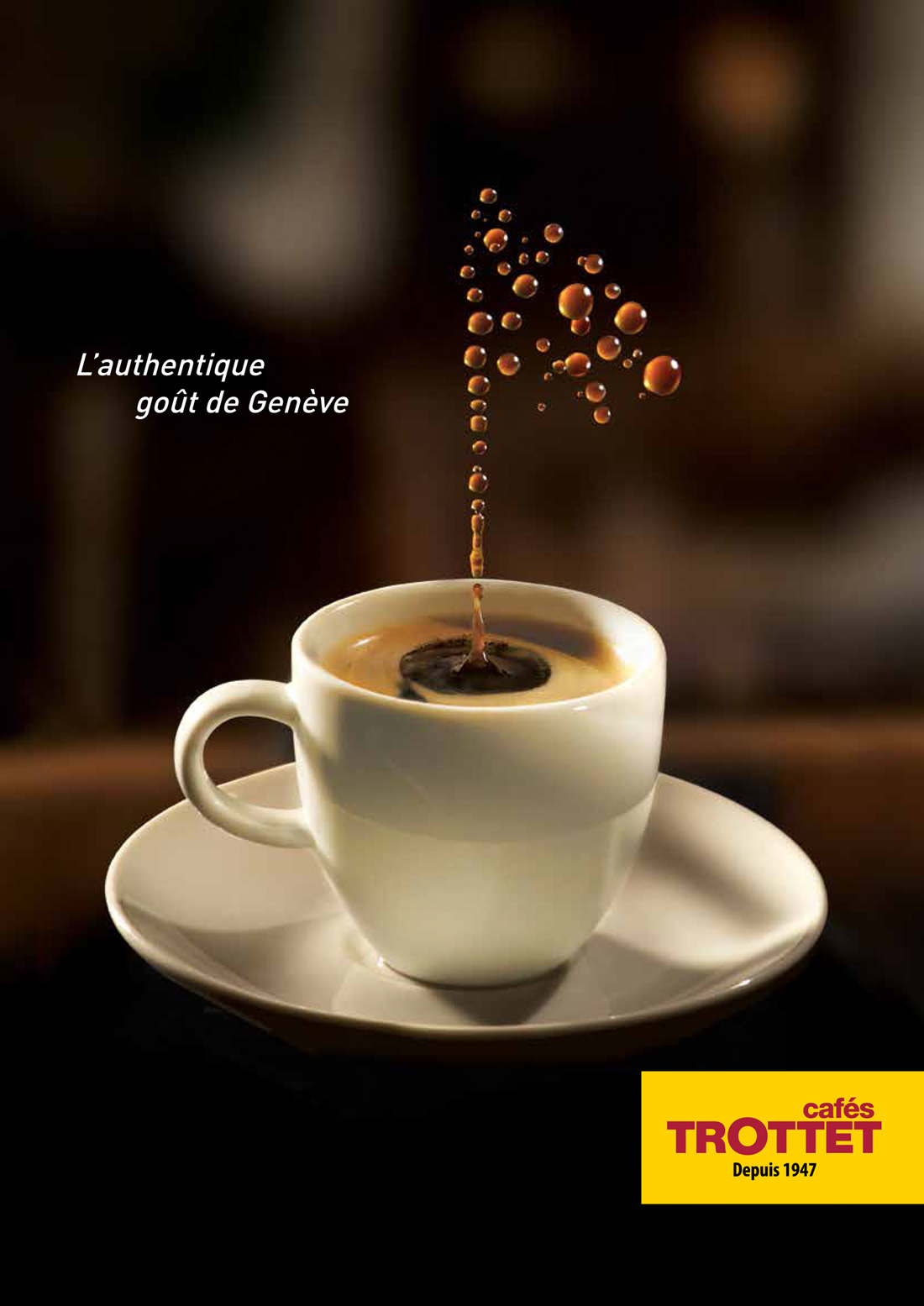 Cafés Trottet