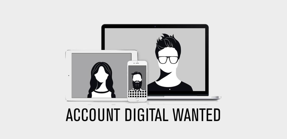 Account / Chef.fe de projet digital wanted