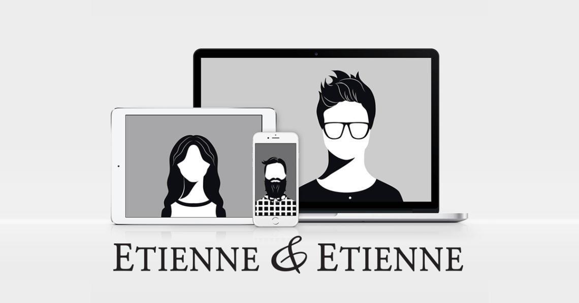 (Candidatures clôturées) EtienneEtienne se développe et cherche un-e super graphiste à 100%