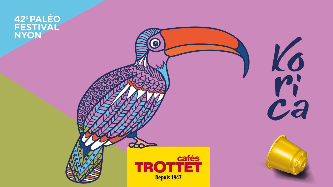 Un nouveau packaging pour Cafés Trottet