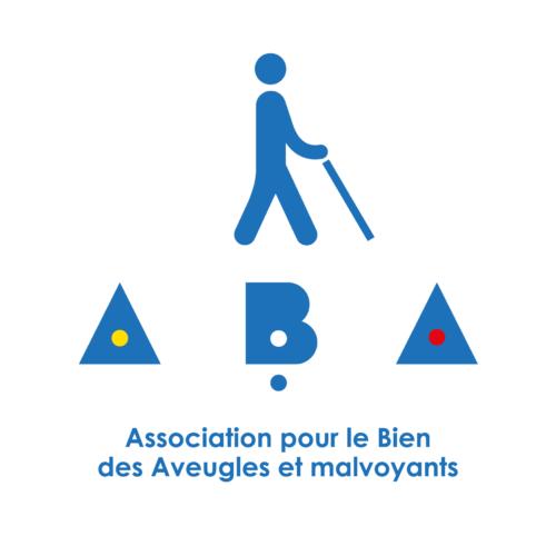 L'agence EtienneEtienne a été mandatée pour la création du nouveau logo de ABA, l'Association pour le Bien des Aveugles et Malvoyants