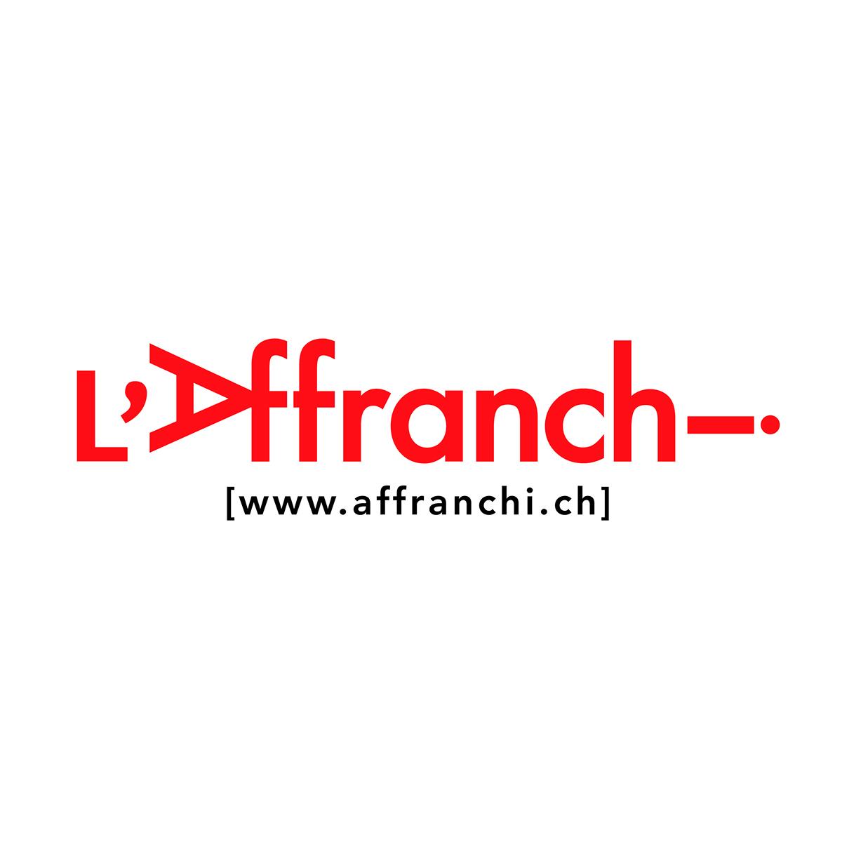 EtienneEtienne créé un logo impertinent pour L'Affranchi
