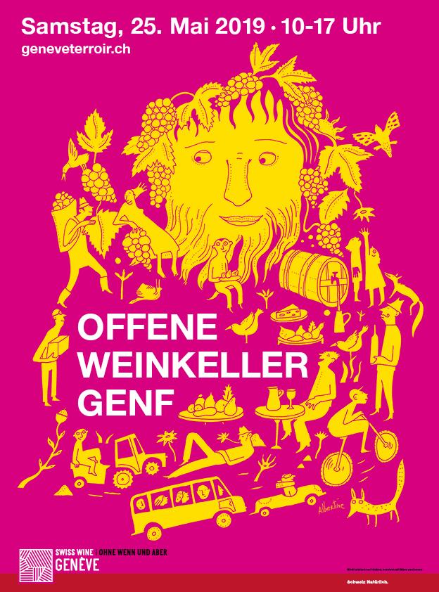 Offene Weinkeller Genf