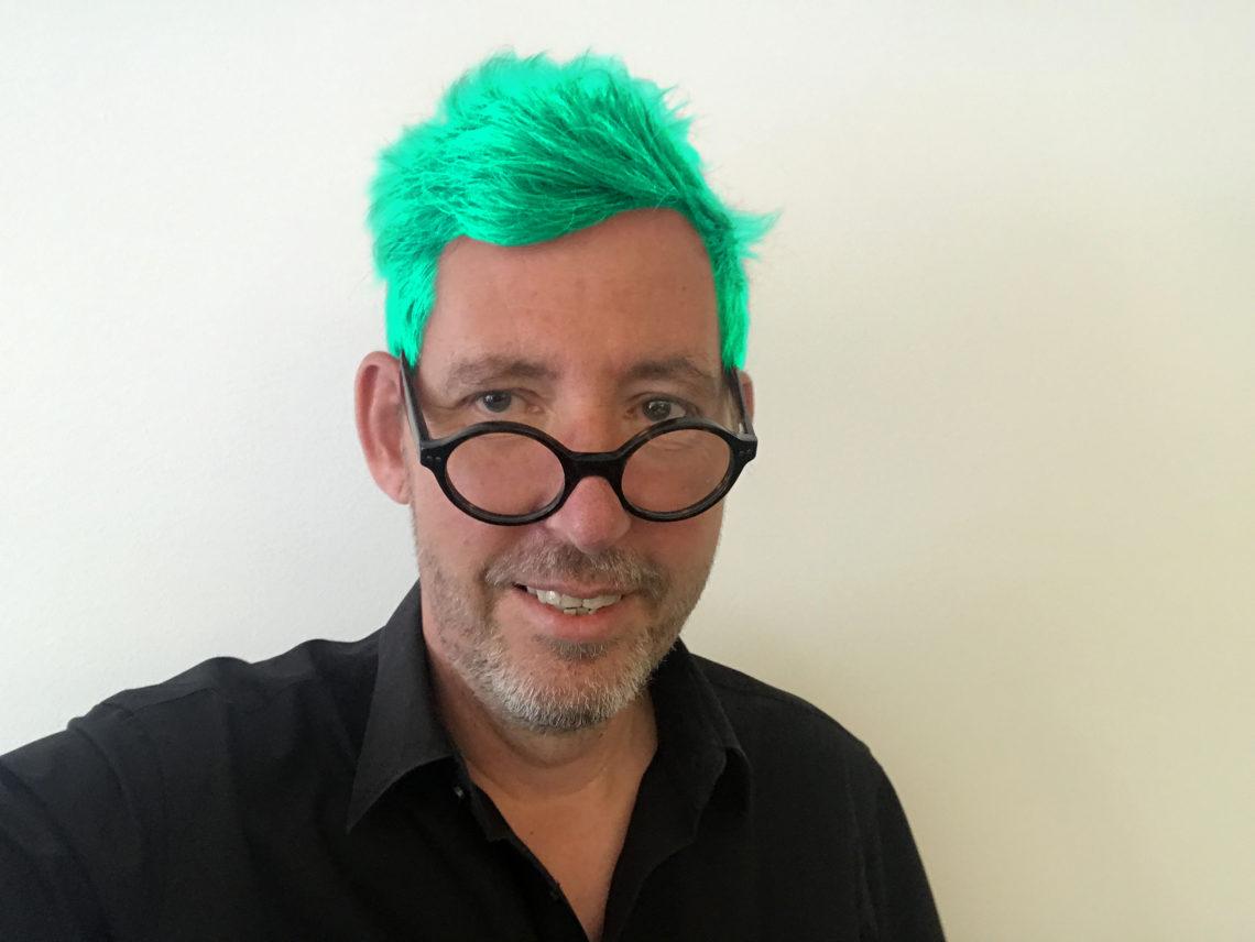 Etienne Francey, fondateur et Directeur de Création d'EtienneEtienne sera jury à Connections Geneva 2019