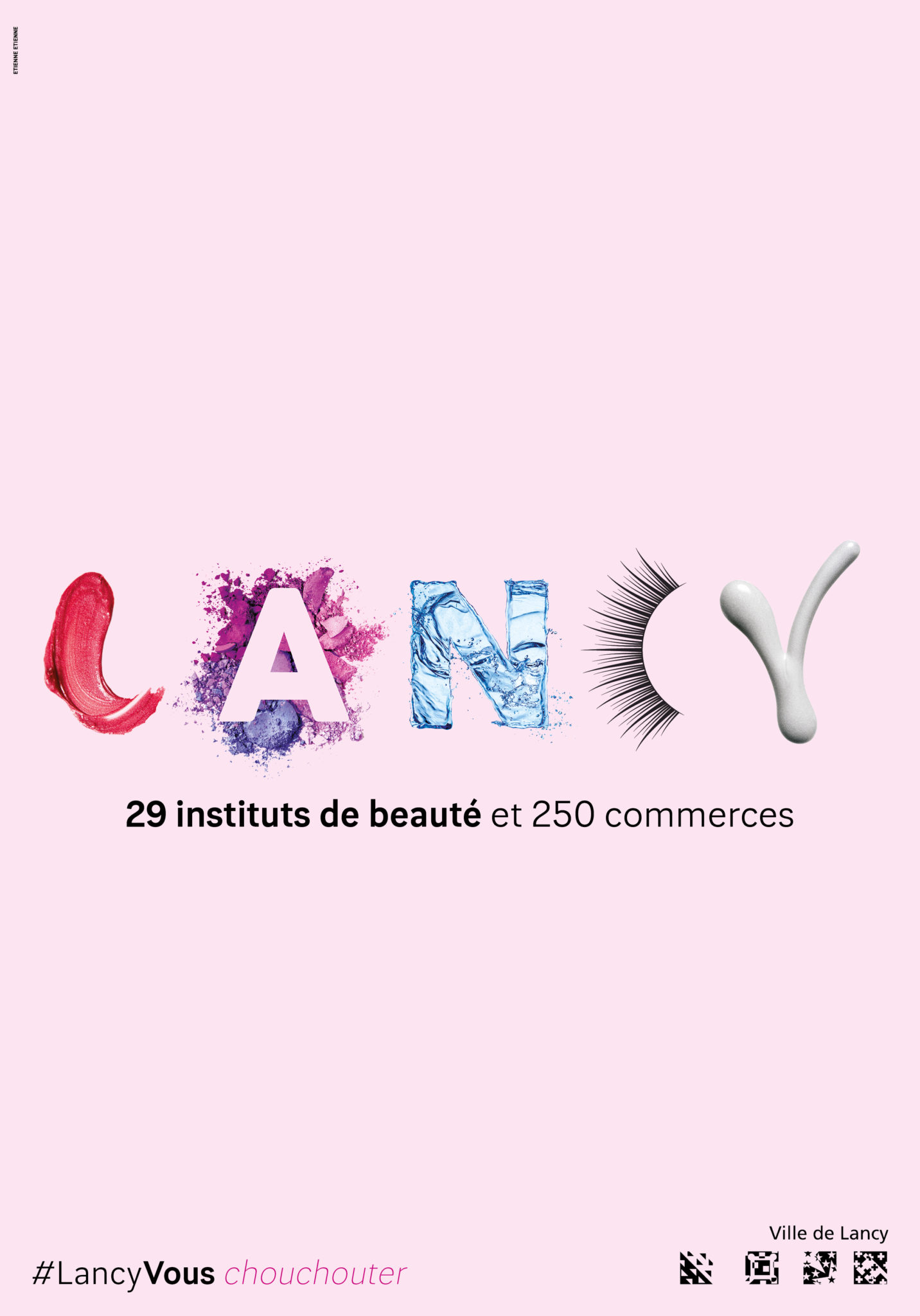 EtienneEtienne et la Ville de Lancy relancent l'économie locale