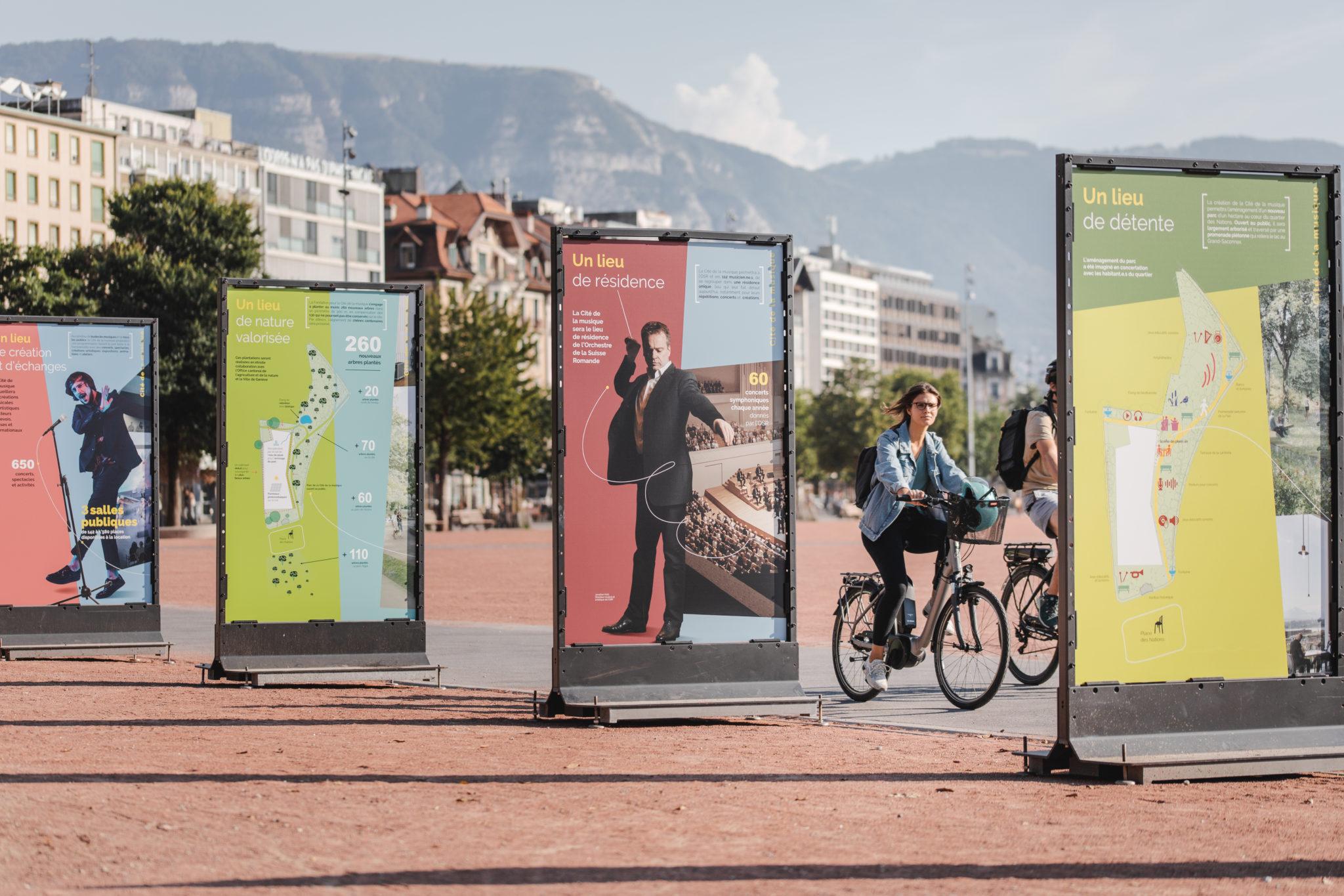 EtienneEtienne expose la Cité de la musique dans les quartiers