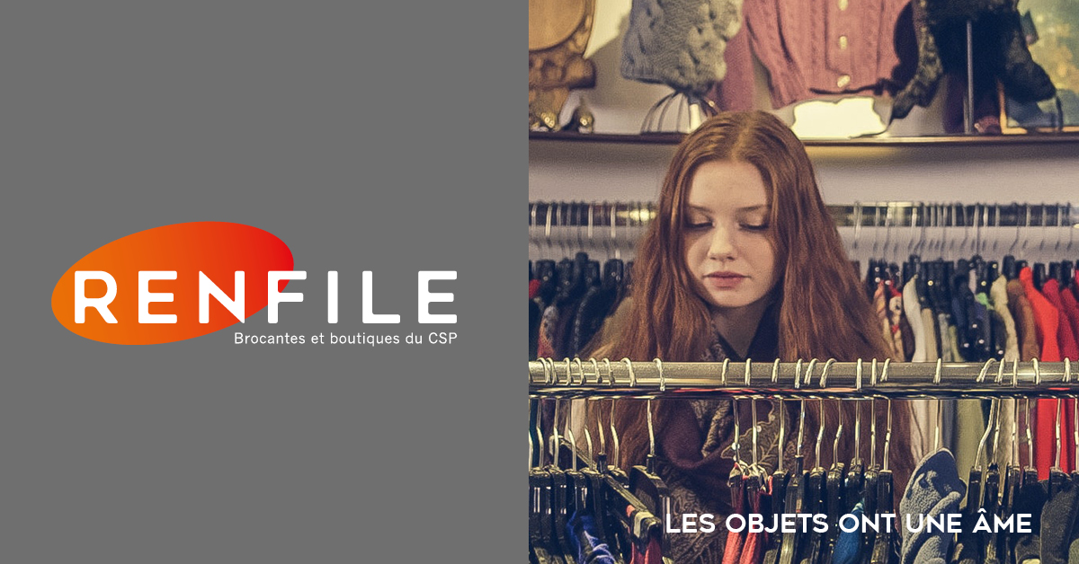 Les boutiques et brocantes CSP font peau neuve à l'aide d'EtienneEtienne