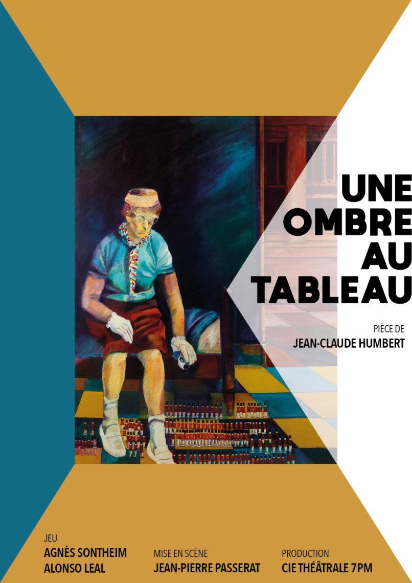 EtienneEtienne réalise l'affiche pour une pièce à voir au théâtre ou dans un musée